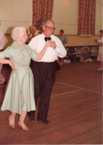 Marjorie & Laurie Gibson